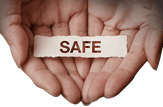 kreativ web solutions safe hands icon
